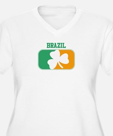 BRAZIL irish T-Shirt
