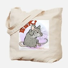 Oki says EEK! Tote Bag