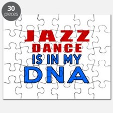 Jazz dance is in my DNA Puzzle
