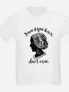 Jane Eyre Hair Don't Care T-Shirt