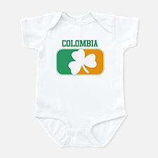 COLOMBIA irish Infant Bodysuit