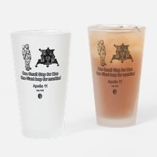 Unique Nasa lunar Drinking Glass