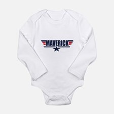 Unique Palin Long Sleeve Infant Bodysuit