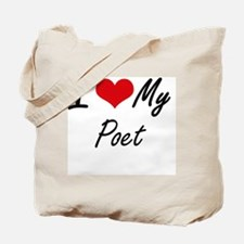 I love my Poet Tote Bag