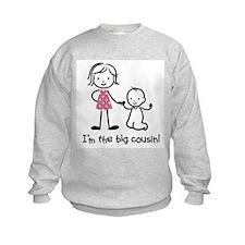 Funny Sibling Sweatshirt
