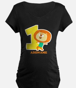 1st Birthday Personalized N T-Shirt
