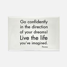 Go Confidently Magnets