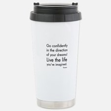 Go Confidently Travel Mug