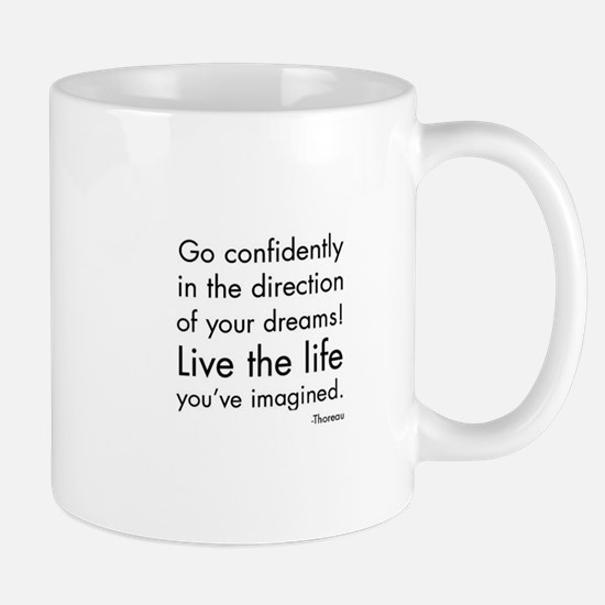 Go Confidently Mugs