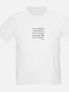 Go Confidently T-Shirt