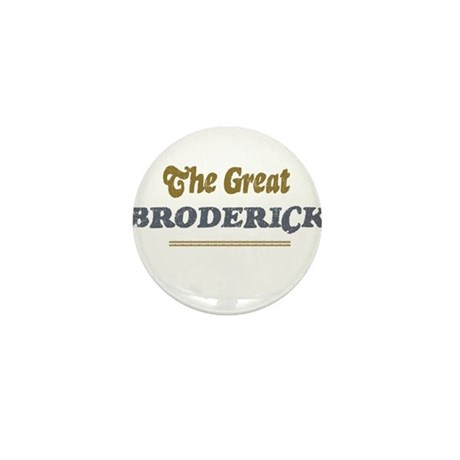 Broderick Mini Button