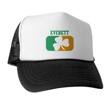 EVERETT irish Trucker Hat
