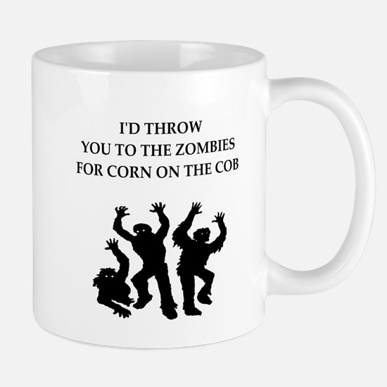 corn on the cob Mugs