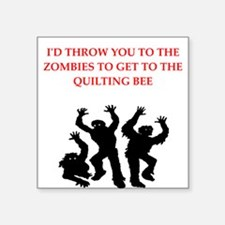 quilting Sticker