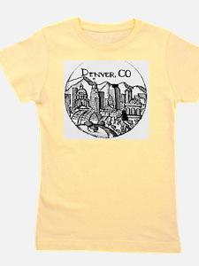 Funny Denver Girl's Tee