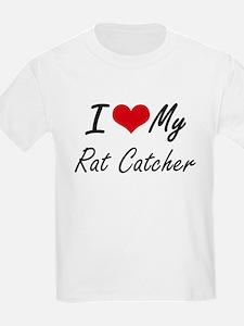 I love my Rat Catcher T-Shirt