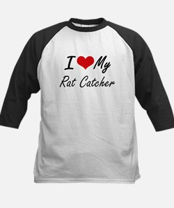 I love my Rat Catcher Baseball Jersey