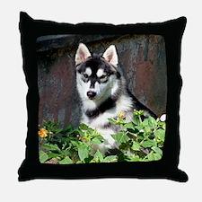 Cute Outside Throw Pillow