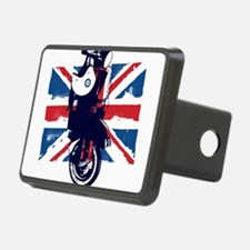 Union Jack Scooter Hitch Cover