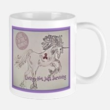 Live In The Moment Mugs