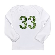 Cute Larry Long Sleeve Infant T-Shirt