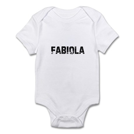 Fabiola Infant Bodysuit