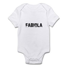 Fabiola Infant Bodysuit