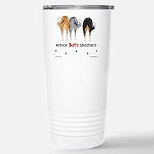Unique Collie Travel Mug