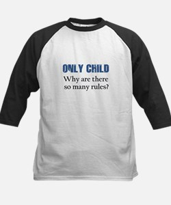 ONLY CHILD 2 Baseball Jersey