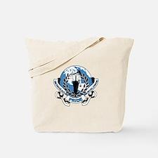 Skinhead Pride Worldwide Tote Bag