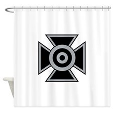 Marksman Sharpshooter Shower Curtain