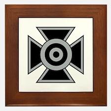 Marksman Sharpshooter Framed Tile