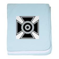 Marksman Sharpshooter baby blanket