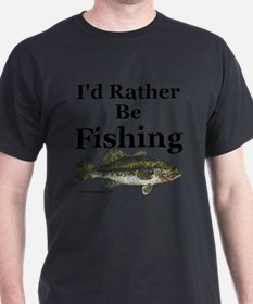 Cute Fishing T-Shirt
