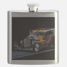 Hot Rod Flask