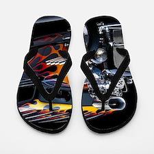 Hot Rod Flip Flops