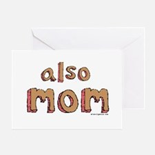 Unique Foster mom Greeting Card