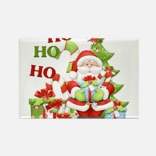 Christmas Rectangle Magnet (10 pack)