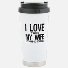 Cute Hu Travel Mug