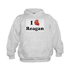 I (Heart) Reagan Hoodie