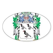 Giannini Coat of Arms (Family Crest) Decal