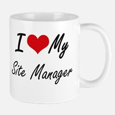 I love my Site Manager Mugs