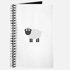 Cute Sheep Journal