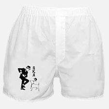 Rude Boy and Winston Boxer Shorts