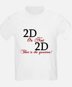 3d animation T-Shirt