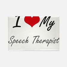 I love my Speech Therapist Magnets