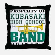 KHS Band Throw Pillow