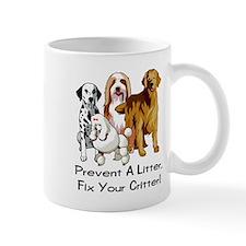 Prevent A Litter Mug