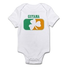 GUYANA irish Infant Bodysuit