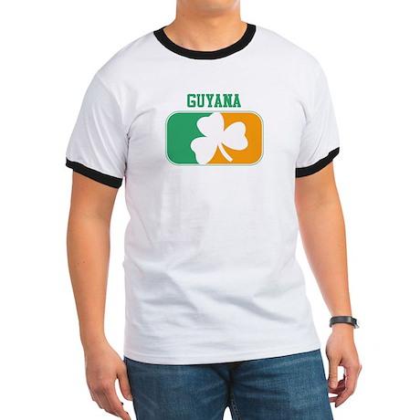 GUYANA irish Ringer T